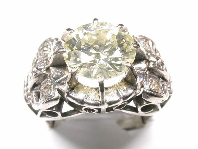 Estate Diamond And Antique Jewelry Auctions November 24